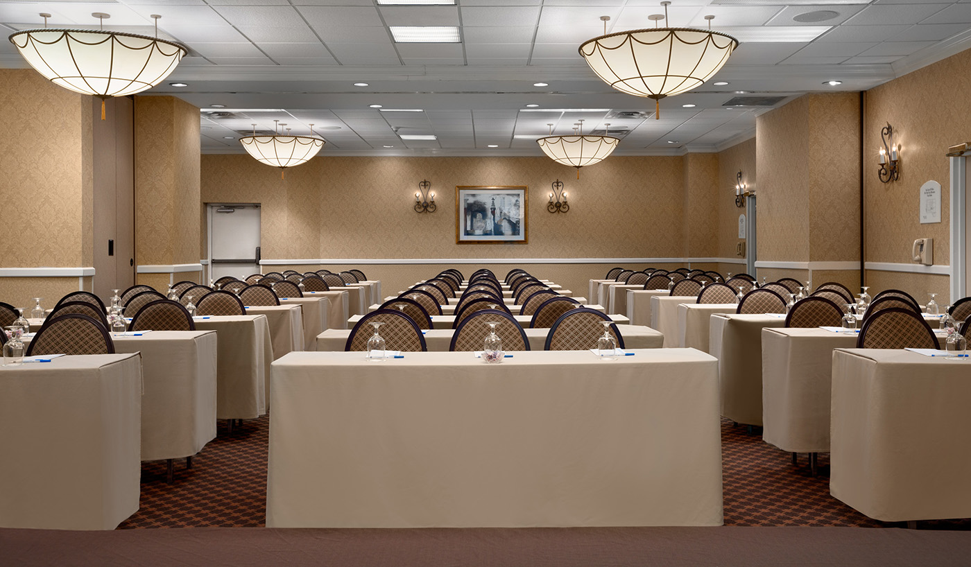 Downtown Philadelphia Meeting Room
